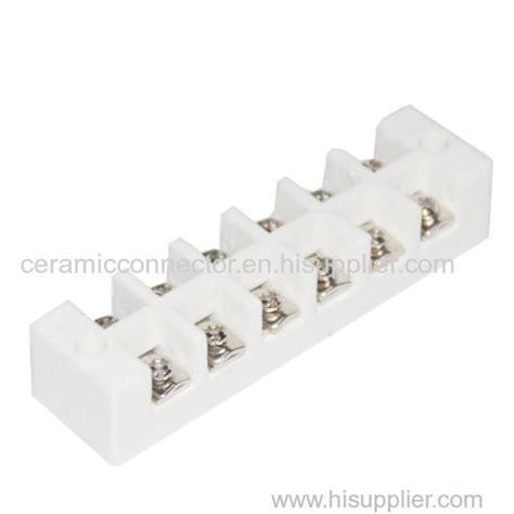 ceramic l with holes multi holes ceramic terminal block from china manufacturer