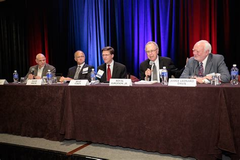 bench bar conference rocky l schwartz served as moderator at the 2015 ed bench