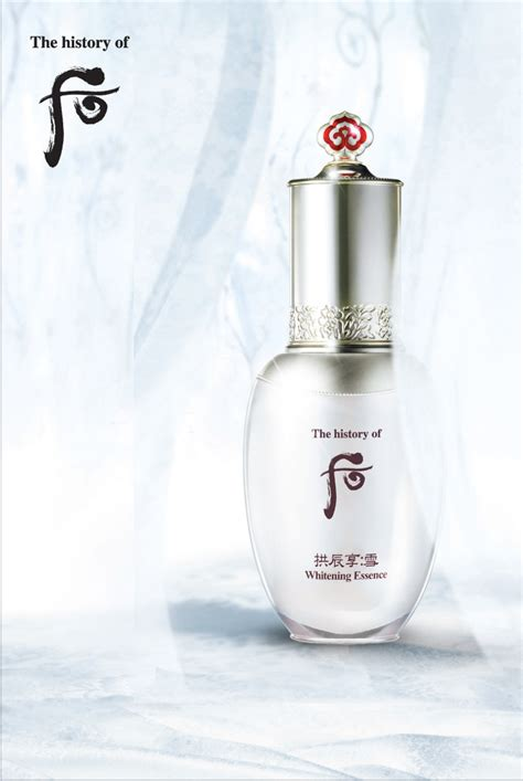 The History Of Whoo Seol Whitening Intensive 1 sulwhasoo and the history of whoo skin care the history