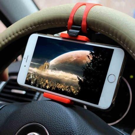 support voiture volant pour samsung galaxy note 8 smartphone reglable universel 360 rotatif noir