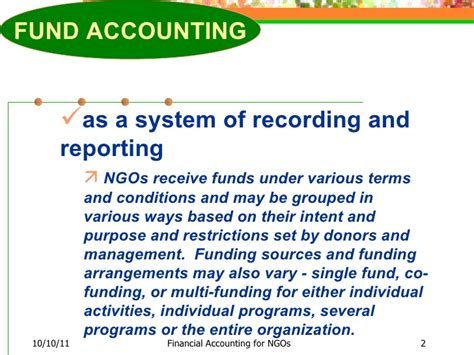 Fund Accounting by Fund Accounting