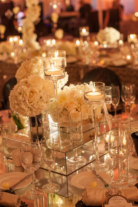 wedding centrepieces with floating candles 16 stunning floating wedding centerpiece ideas