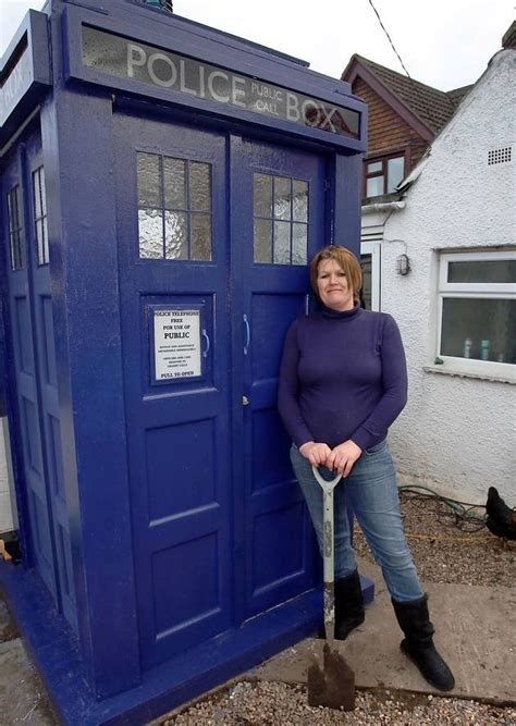 Tardis Shed For Sale by Brantham Time Travelling Shed For Suffolk