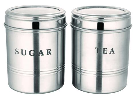 Stainless Steel Canister Set stainless steel canister set ss canister set steel