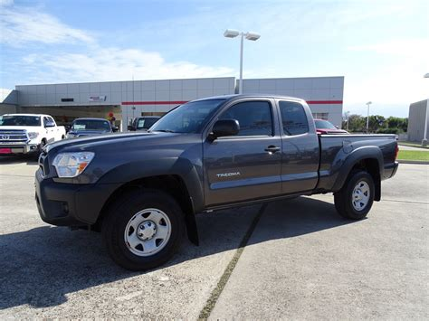 2015 Toyota Tacoma Cab Pre Owned 2015 Toyota Tacoma Prerunner Extended Cab