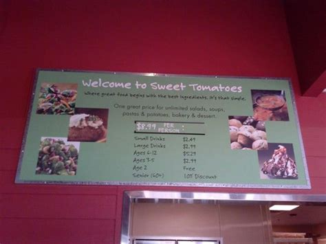 Coupons For Souplantation 2017 2018 Best Cars Reviews Sweet Tomatoes Buffet Price