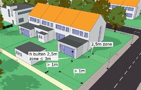 maximale grootte tuinhuis geen vergunning aanbouw dieper van 2 5 meter vergunningsvrij bouwen