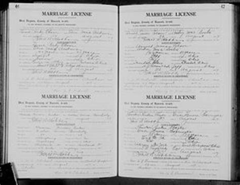 Marriage Records Boston Mae Boston Tolson 1907 1995 Wikitree Free