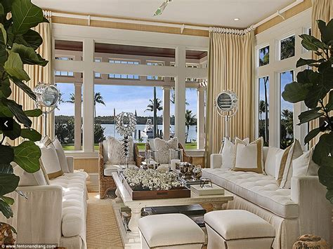 athletic room prop house greg norman s florida mansion yours for 55m daily mail