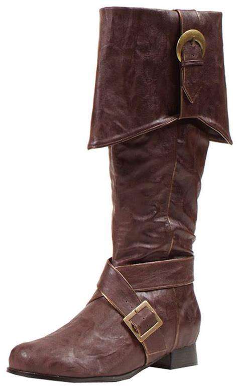 mens leather pirate boots boots and if only on