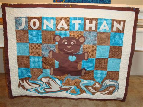 Name Quilts by Baby Quilts Crafty Gemini