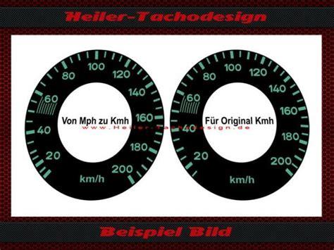 Aufkleber Porsche 356 by Tacho Aufkleber Porsche 356 Tachoscheibe Scheibe Cluster