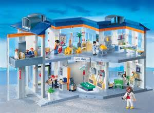 Best Home Gifts Playmobil Hospital Free Shipping