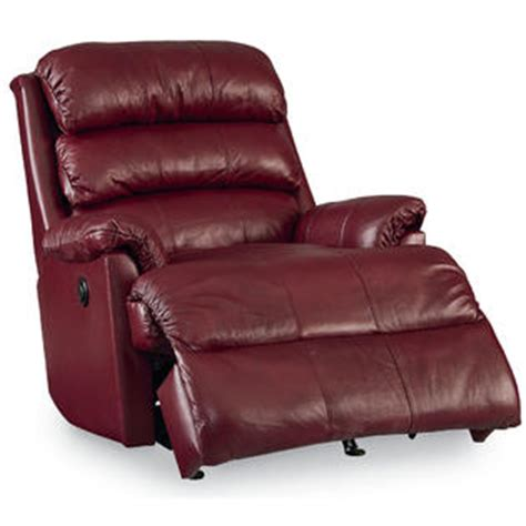 lane leather recliner chair lane furniture revive leather rocker recliner with power