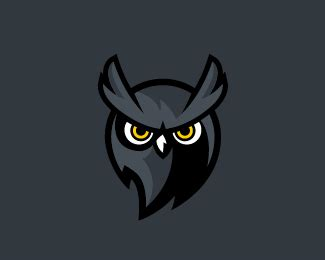 black owl designed  vorbies brandcrowd