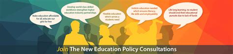 themes of new education policy new education policy government of india ministry of
