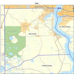 map of clay county florida middleburg fl pictures posters news and on your