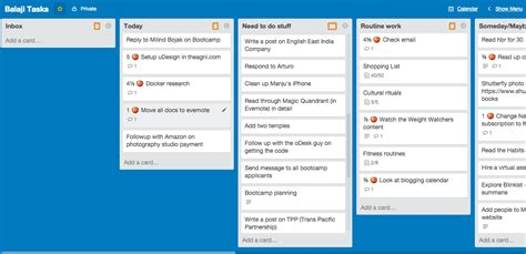 gtd to do list template trello basics how to get started with trello