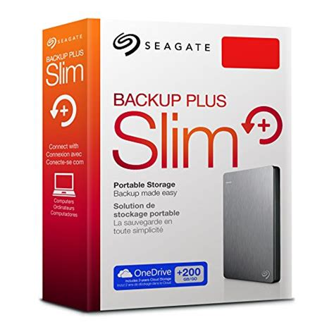 Seagate 2tb Backup Plus Slim Portable seagate backup plus slim 2tb portable external drive