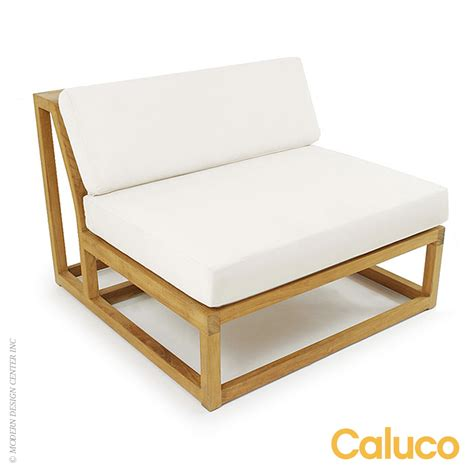 Caluco Patio Furniture Cozy Middle Sectional Caluco Patio Furniture Metropolitandecor