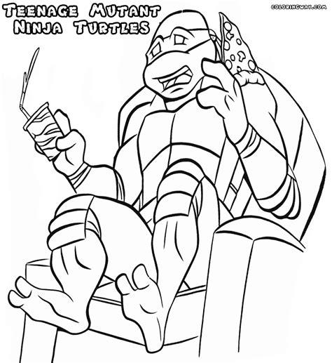 teenage turtle coloring page teenage turtles coloring pages coloring home
