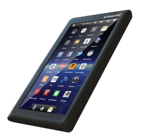 polaroid android tablet polaroid 7 quot tablet android 4 0 sandwich os ebay