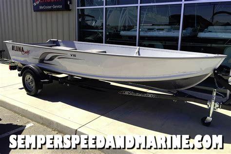 alumacraft new boats alumacraft v16 boats for sale boats