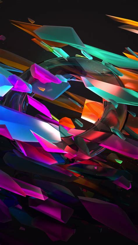 wallpaper  glass  os