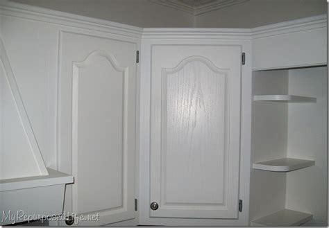 how to paint oak cabinets my repurposed