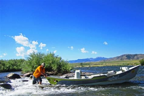 drift boat safety equipment drift boat training session montana troutfitters