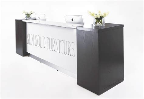 Beauty Salon Small White Reception Desk Sz Rt015 Buy Small White Reception Desk