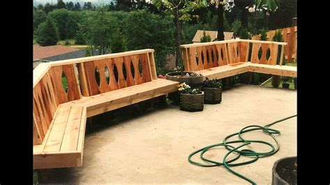 deck bench designs deck benches  deck seating
