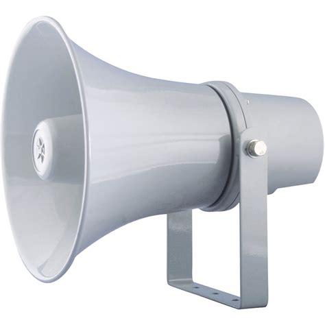 Horn Speaker Narae 12 Watt pyle home audio phsp101t 9 7 quot indoor outdoor 20 watt pa
