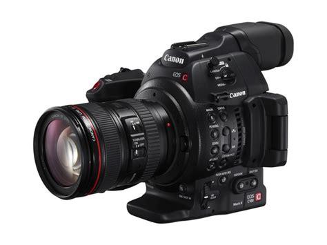 Kamera Canon Eos C100 Ii Canon Eos C100 Ii Optyczne Pl