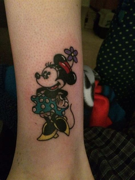 minnie mouse tattoo 17 best images about vintage minnie mouse for lillia on