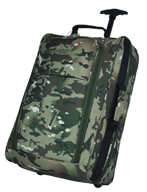 cabin size suitcase cabin size lightweight small wheeled luggage trolley