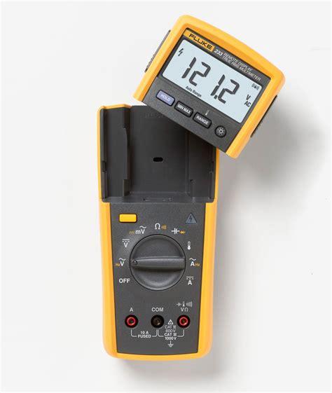 Automotive Multimeter fluke 233 a 233 a remote display automotive digital