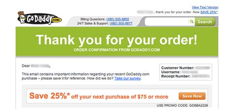 internet magic go email me if thats you 7 order confirmation emails that will skyrocket ecommerce
