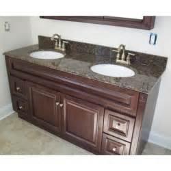 60 sink vanity with granite top 60 x 21 heritage cherry bathroom vanity 61 x 22 granite