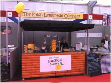 Small Kitchens Design by Big Kahuna Street Food Stalls Youtube