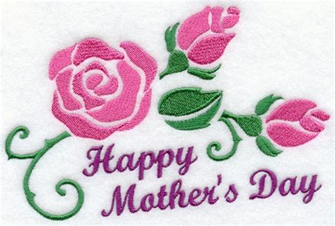 mother s day designs machine embroidery designs at embroidery library