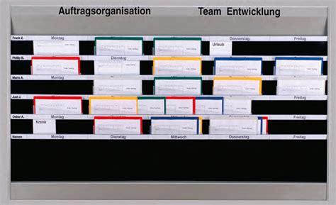 planungstafel magnettafel als organisationsmittel himac