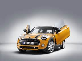 Which Company Makes Mini Cooper 2018 Mini Will Feature Scissor Doors For Easier Access