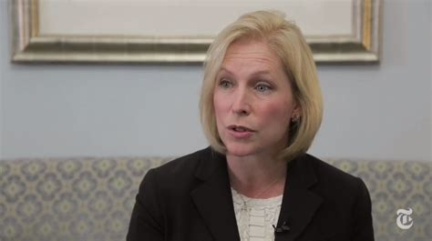 kirsten gillibrand record today in politics first draft political news now