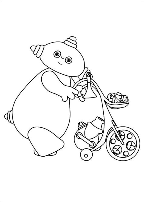 in the night garden coloring pages13 coloring kids