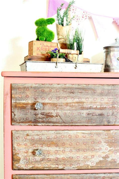 Serviette Decoupage On Wood - 51 best images about wallpapered furniture on