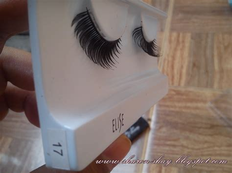 Dijamin Bulu Mata Elise 4822 shay review elise eyelashes no 17