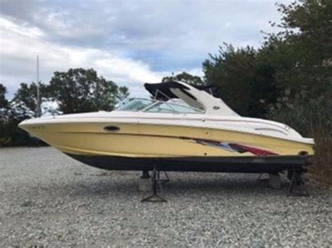 sea ray boats bow rider sea ray 290 bowrider boats for sale boats