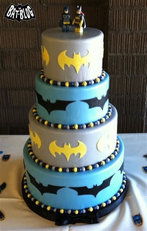 Hochzeitstorte Batman by Batman Wedding Cake Project