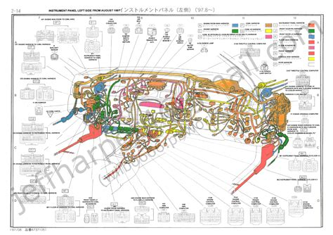 toyota starter wiring diagrams color code for car wiring diagram moodswings co